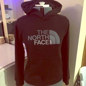 The north face hoodie sweatshirt - NWT!